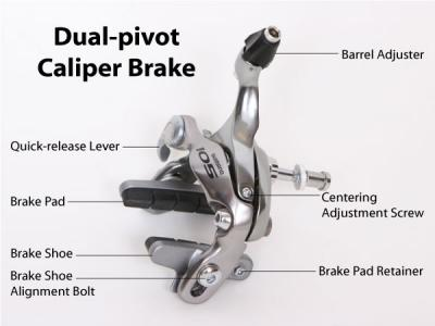 Brake Caliper Descriptive