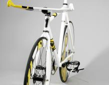 Independent Fabrications Pursuit Bike