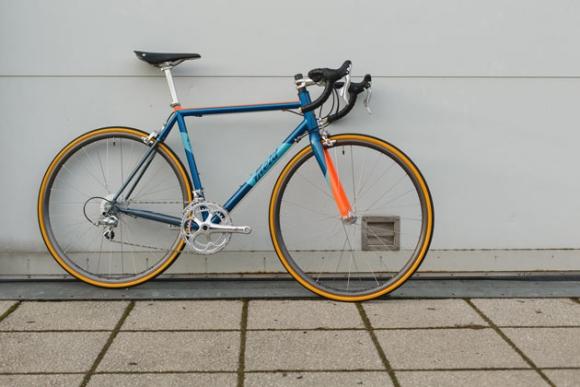 Field Bikes Custom Road Bike