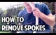 Embedded thumbnail for Quickest and Easiest Way to Remove Broken Spokes from a Bike Wheel