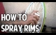 Embedded thumbnail for DIY How to Spray Paint Your Bicycle Wheel Rims
