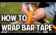 Embedded thumbnail for Putting Handlebar Tape on Drop Bars