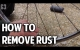 Embedded thumbnail for How to Remove Rust from Your Bike