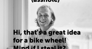 Guy Who Stole Copenhage Wheel and Started FlyKly