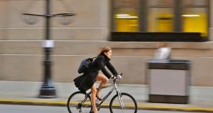 Commuter Bike Babe