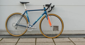 Field Bikes Custom Road Bike