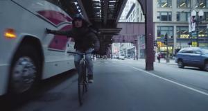Nico, a Chicago Bike Messenger