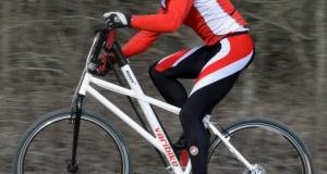 Varibike with Rider