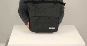Embedded thumbnail for Thule Pack and Pedal Trunk Bag Review