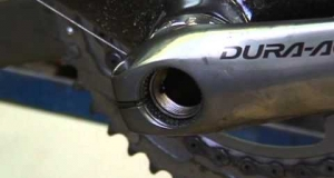 Embedded thumbnail for DIY Hollowtech II Crank Installation