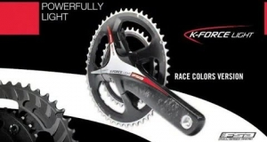 Embedded thumbnail for FSA's Top of the Line K-Force Light Crankset