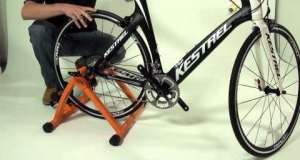 Embedded thumbnail for Assemble and Set Up Conquer Bicycle Trainer