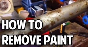 Embedded thumbnail for How to Remove Paint from Bicycle Frame