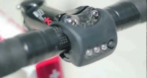 Embedded thumbnail for How to Install A Knog Light on Your Stem