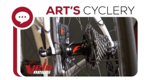 Embedded thumbnail for Troubleshooting with Di2 Rear Derailleur and New Wheel