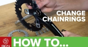 Embedded thumbnail for Replace a Road or Mountain Bike Chainring