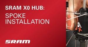 Embedded thumbnail for Installing Spokes on a SRAM XO HUB