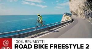 Embedded thumbnail for Vittorio Brumotti Shredding on a Road Bike