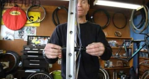 Embedded thumbnail for How to Dish a Bike Wheel
