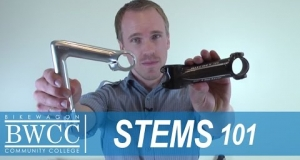 Embedded thumbnail for Bike Stems 101