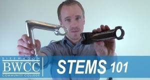 Embedded thumbnail for Bike Stems 101