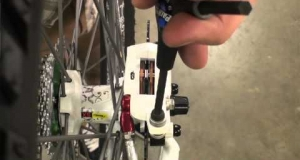 Embedded thumbnail for How to Adjust and Straighten Disc Brakes