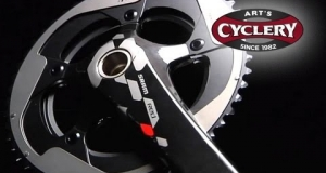 Embedded thumbnail for Crankset Review: SRAM Red Carbon Exogram