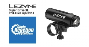 Embedded thumbnail for Lezyne Super Drive Light Review