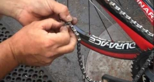 Embedded thumbnail for How to Install a Shimano Chain