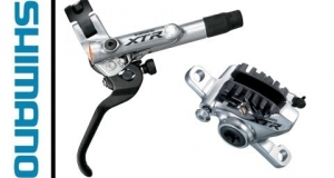 Embedded thumbnail for Brief Overview of Shimano XTR, XT, and SLX Brakes