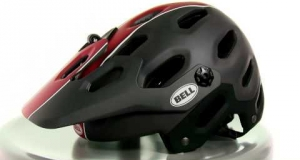 Embedded thumbnail for Bell Super Bike Helmet Review