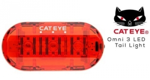 Embedded thumbnail for Review: Cateye Omni 3 LED Light