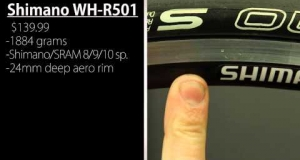 Embedded thumbnail for Review: Shimano WH-R501 Wheelset