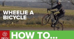 Embedded thumbnail for How to Do a Bike Wheelie