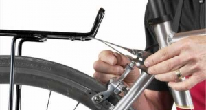 Embedded thumbnail for Several Methods for How to Install a Rear Rack onto Bicycle
