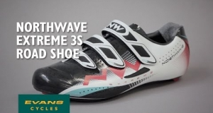 Embedded thumbnail for Northwave Extreme 3s Road Bike Shoe Overview