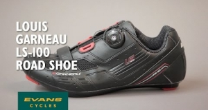 Embedded thumbnail for Louis Garneau LS-100 Road Cycling Shoe Overview