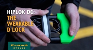 Embedded thumbnail for Overview of Wearable Hiplok DC Bike Lock