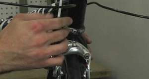 Embedded thumbnail for How To Adjust Sidepull Brakes on a Road Bike