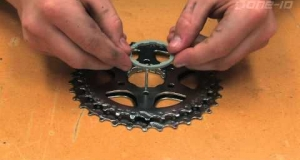 Embedded thumbnail for Manually Clean A Mountain Bike Cassette