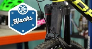 Embedded thumbnail for DIY: Make Your Own Mountain Bike Fender