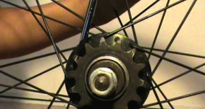 Embedded thumbnail for DIY Remove a Fixed Gear Cog at Home without Special Tools