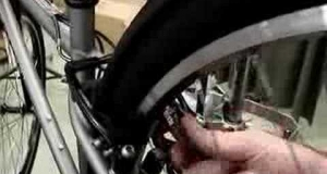 Embedded thumbnail for DIY How to True a Wheel on Bike with No Truing Stand