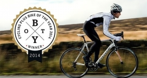 Embedded thumbnail for Cycling Plus Magazine's 2014 Bike of the Year- Cannondale Synapse 5 Review